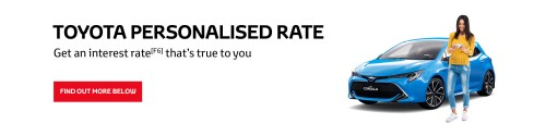 Banner Personalised Rates